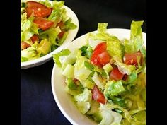 Easy Tequila Lime Salad Recipe