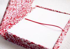 Caja para papel - BOUQUET