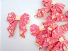Origami ƸӜƷ Butterfly Anillo ƸӜƷ - YouTube