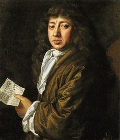 Samuel Pepys by John Harris (1666).