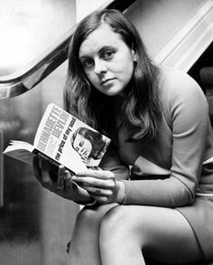 Bernadette Devlin Mcaliskey, youngest female MP in the British parliament.  Born and raised in  Northern Ireland, she won the mid-ulster parliament seat in 1969, when she was 21 and still studying psychology at university. She served while raising the daughter she had when she was 23.