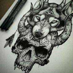 SkullWolf