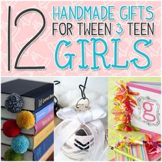 Cute blog with link to directions. Great for summer crafting, I love the pen cover! A Dozen Handmade Gifts for Tween & Teen Girls