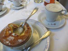 Le Souffle - Paris Some of the best food in Paris! yummy!!