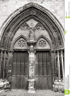 Gothic Church Royalty Free Stock Photography   Image  12873747
