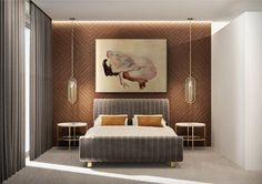 Amazing hotel room by DelightFULL and Craig table @essential_home! Inspired by Tina Turner´s dance moves, it is a classy choice with a mid century design😍  #interiordesignideas #interiordesign #homedecorideas #homedesign #interiordecor #instadesign #interiorstyle #inspiration #contemporarylamps #modernlamps #designlovers #midcentury #lightingdesign Reposted Via @delightfulll