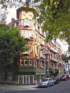 """Condesa, Mexico City DF   Photo by Linda Janse """"la casa de las brujas"""""""