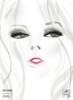 Products used: Punker – One Stroke Liquid Eyeliner in Perfecto, Night Lights Shadow – Multi-dimensional Eye Powder in Borealis Black, Encore – Long Play Lip Color in Lovecat  #ArdencyInn