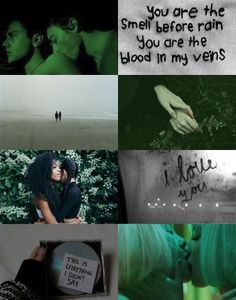 Harry Potter Aesthetics  ➤ Slytherin couples