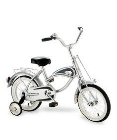 Coolest trike ever. By Morgan Cycle on #zulily today!