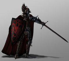 Rhaegar, the Last Dragon by Dante Finn