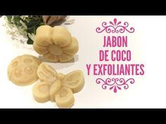 Cómo hacer jabón de coco y exfoliantes con Laucacau - YouTube