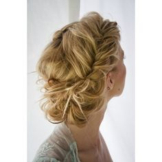 Bridal Style Wedding Hair Key Wedding Trends For 2012 (Part 2) found on Polyvore