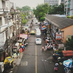 Thonglor, Bangkok  #streetfood