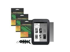 iShoppingdeals - (3 Packs) Clear LCD Screen Protector Film for Barnes & Noble NOOK Simple Touch (BNRV300) Reader WIFI by iShoppingdeals. $3.99. (Non OEM) Screen Protector and Smart Headphone Wrap. Save 77%!
