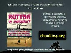 Rutyna w związku - Anna Popis-Witkowska i Adrian