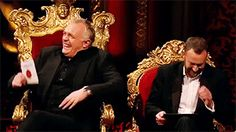 Greg Davies and Alex Horne British Humor, British Comedy, Rhod Gilbert, Greg Davies, British People, Comedians, I Laughed, Famous People, Tube