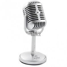 Masaüstü Pc Mikrofon        Renk Gümüş  malzeme Plastik  Empedans <=>  Mikrofon Frekans Tepkisi 50MHz ~ 16kHz  Duyarlılık -47dB +/- 3dB  arabirim Tipi Kablolu  çalışma Gerilimi 1,5 V  Bağlayıcı Tipi 3.5mm fiş  Özellikler online sohbet, toplantı ve şarkı için bü