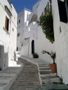 Vico di Ostuni, Brindisi, Puglia.