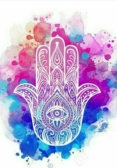 Find Ornate Hand Drawn Hamsa Popular Arabic stock images in HD and millions of other royalty-free stock photos, illustrations and vectors in the Shutterstock collection. Namaste, Tattoo Brazo, Hamsa Design, Happy New Year Wallpaper, Mandalas Painting, Mandala Art, Spiritual Symbols, Divine Light, Color Psychology