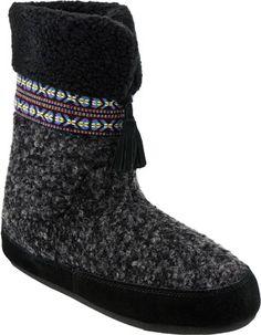 Acorn Snowline Boot (Black)