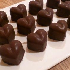 Cioccolatini al riso soffiato