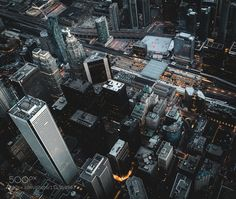 Toronto From Above by KMcLachlan check out more here https://cleaningexec.com