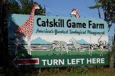 Catskill Game Farm, Catskill, New York
