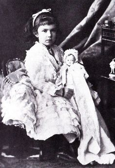 Sisi's youngest daughter, Marie Valérie.