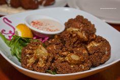 a minimalist in the kitchen: najib's special cauliflower