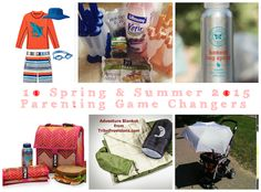 First Time Mom and Dad: 10 Spring/Summer 2015 Parenting Game Changers