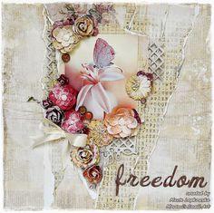 ellana scrap ellanascrap zoom sur marta lapowska maremi's small art page layout freedom