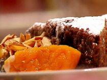 hazelnuts and chocolate cake, flourless