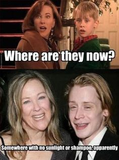 Where are they now...never..NEVER make fun of Catherine O' Hara goddamnit!