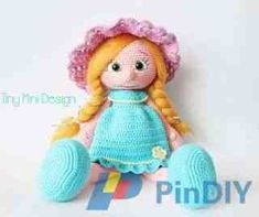 Amigurumi,Amigurumi Doll,Amigurumi free pattern,Amigurumi free ...   197x235
