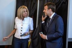 French voters went to the polls Sunday to select new Parliament members, one month after electing Emmanuel Macron as president.