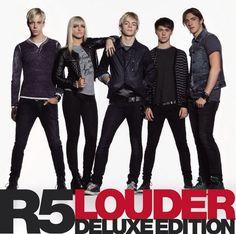 OMG :D I LOVE R5!!!!!!!!!!!!!!!!!!! <3