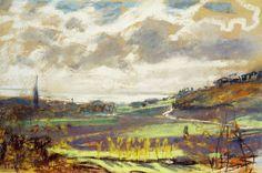 Claude Monet -  The Seine Estuary 1864-70