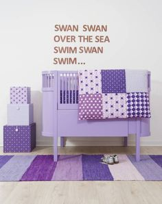 Lettino (trasformabile) Kili di Sebra Interior for Kids Baby Room, Toy Chest, Cribs, Storage Chest, Little Girls, Baby Kids, Kids Room, Toddler Bed, Nursery