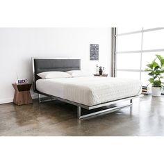 Midway Upholstered Platform Bed