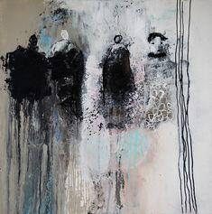 """""""je vois l'invisible"""" de Nadine Bourgne"""
