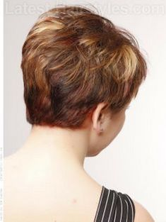 images+of+the+back+of+pixie+haircuts | pixie haircuts back view. New Pixie Haircuts 2014 is one of the very ...