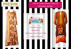 Planning your festive shopping?  We are exhibiting our latest collection at the London Market on November 3rd. See you there!  #Diwali #Shopping #Preevin #Fashion #Delhi
