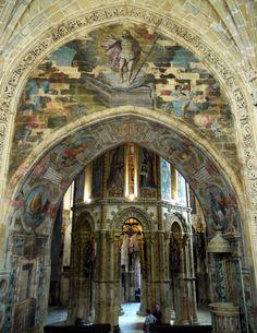 #Tomar #CristoConvento #KnightsTemplar #Templári