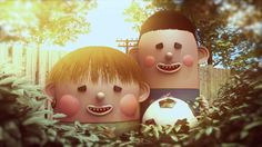Back In The Day - Rok Predin from Trunk Animation creates a beautiful film capturing some lovely childhood memories in 1980's Slovenia