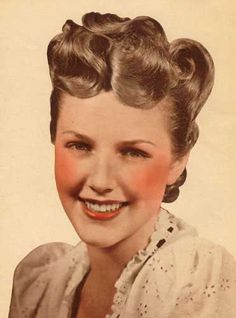 Fancy Dresscapades: Vintage Hair Inspiration: Retro Rolls