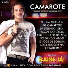 Wesley Safadão - Camarote - Dezembro 2014  http://suamusica.com.br/camarote