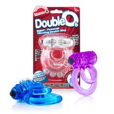 Screaming O Double O 6 Vibrating Cock Ring