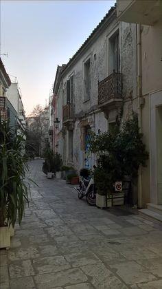 Atene, Plaka