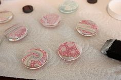 Glass Fabric Magnets